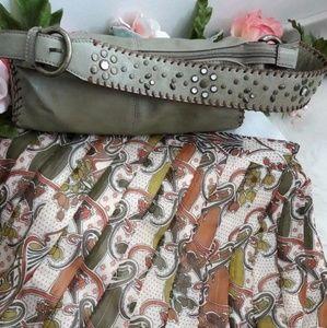 Nine West Purse & Nicole Miller Skirt Bundle